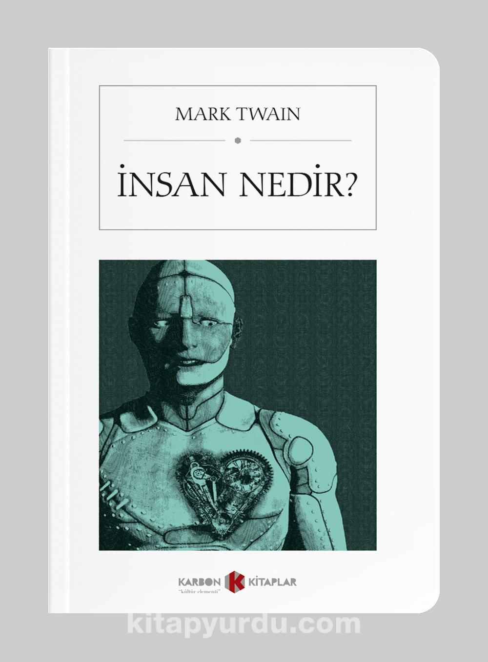 İnsan Nedir? (Cep Boy) (Tam Metin) PDF Kitap İndir