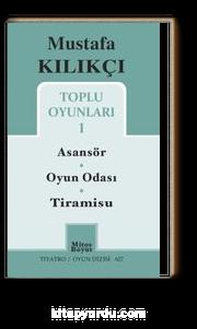 Mustafa Kılıkçı Toplu Oyunları 1 / Asansör-Oyun Odası-Tiramisu