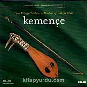 Türk Müziği Ustaları-Kemençe (2 Cd)