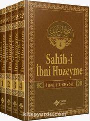 Sahihi İbni Huzeyme (4 Cilt Takım)