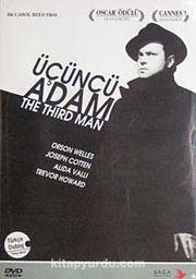 Üçüncü Adam Kim?  (DVD) & IMDb: 8,2