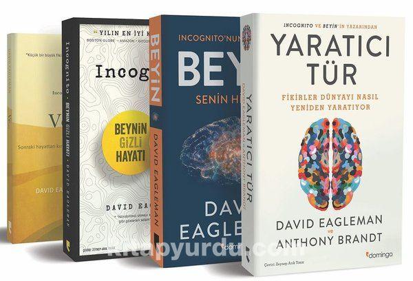 David Eagleman Set (4 Kitap)