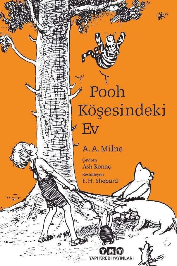 Pooh Köşesindeki Ev - A.A. Milne pdf epub