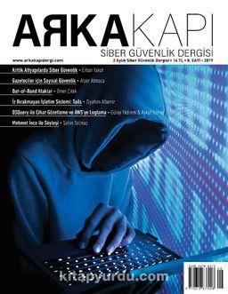 Arka Kapı Siber Güvenlik Dergisi Sayı:8