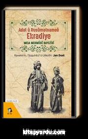 Mela Mehmude Bazidi Ü Adat Ü Rusümatnamee Tewayife Ekradiye