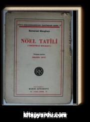 Noel Tatili Kod: 5-F-41
