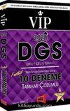 2020 DGS VIP Yeni Sınav Sistemine Göre Tamamı Çözümlü 10 Fasikül Deneme