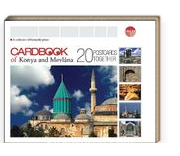 Cardbook of Konya and Mevlana