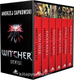 The Witcher Serisi Kutulu Özel Set (6 Kitap)