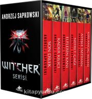 The Witcher Serisi Kutulu Özel Set (6 Kitap)
