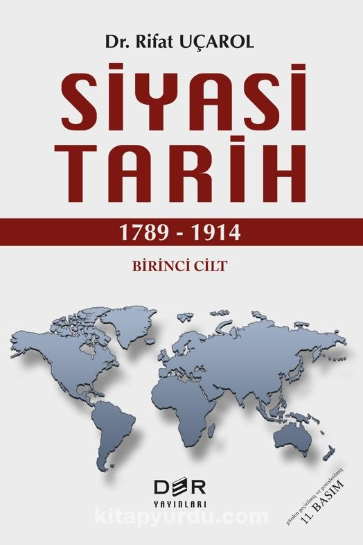 Siyasi Tarih 1789-1914 (Cilt 1) - Dr. Rifat Uçarol pdf epub