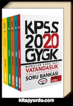 2020 Genel Yetenek Genel Kültür Tamamı Çözümlü Modüler Soru Bankası