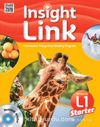 Insight Link Starter 1 with Workbook +MultiROM CD