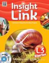 Insight Link Starter 3 with Workbook +MultiROM CD