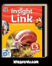 Insight Link Starter 3 with Workbook +MultiROM CD