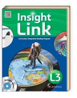 Insight Link 3 with Workbook +MultiROM CD