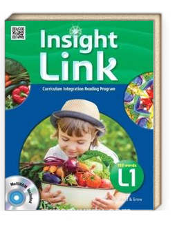 Insight Link 1 with Workbook +MultiROM CD
