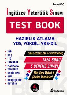 İngilizce Yeterlilik Sınavı (İYS) Test Book