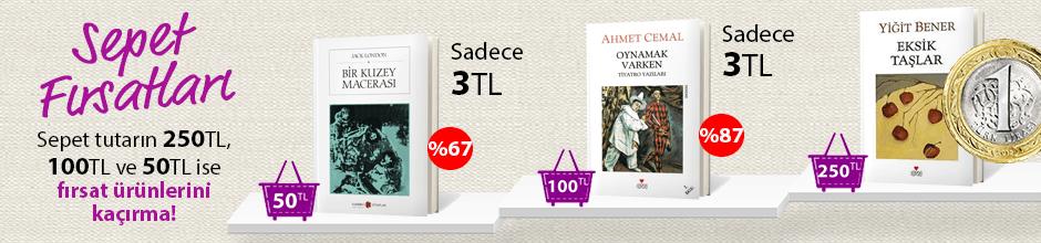 """50TL ve Üzeri Alışverişinize """"Bir Kuzey Macerası"""" Sadece 3TL"""