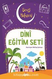Sevgi Bahçesi Dini Eğitim Seti (5 Kitap)