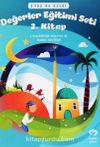 Değerler Eğitimi Seti  2. Kitap Stickerli (5 Yaş ve Üzeri)