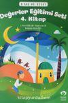 Değerler Eğitimi Seti 4. Kitap Stickerli (5 Yaş ve Üzeri)