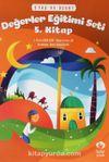 Değerler Eğitimi Seti 5. Kitap Stickerli (5 Yaş ve Üzeri)