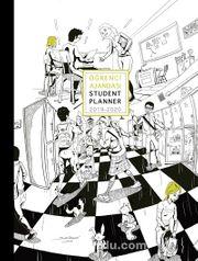 Student Planner 2019-2020 Öğrenci Ajandası (Kod:3051)