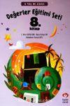 Değerler Eğitimi Seti  8. Kitap Stickerli (6 Yaş ve Üzeri)