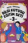 Okul Öncesi Bilgi Kutusu Eğitim Seti 5 Yaş ve Üzeri (3. Kitap)