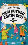 Okul Öncesi Bilgi Kutusu Eğitim Seti 5 Yaş ve Üzeri (5. Kitap)
