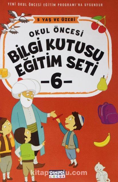 Okul Öncesi Bilgi Kutusu Eğitim Seti 5 Yaş ve Üzeri (6. Kitap) - Kollektif pdf epub