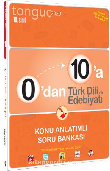 0'dan 10'a Türk Dili ve Edebiyatı Konu Anlatımlı Soru Bankası - Kollektif pdf epub