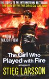 The Girl Who Played With Fire (Millennium II)