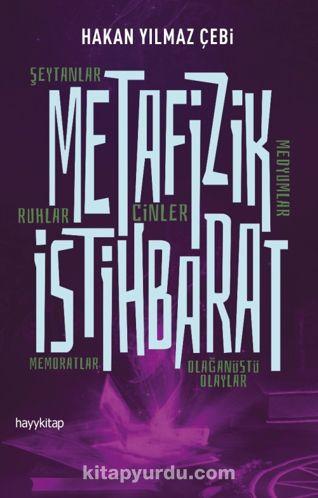Metafizik İstihbarat - Hakan Yılmaz Çebi pdf epub