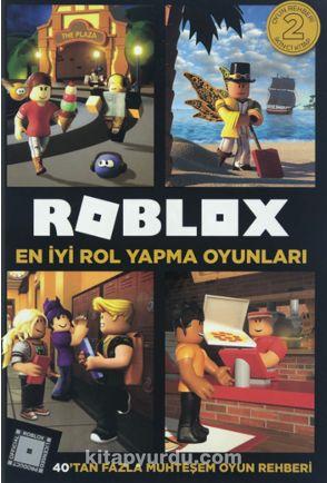 Roblox - En İyi Rol Yapma Oyunları - Alex Cox pdf epub