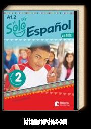 Solo español 2 (A1.2) Libro del alumno y de ejercicios +audio descargable