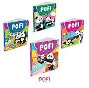 Pofi Set (4 Kitap) (İngilizce)