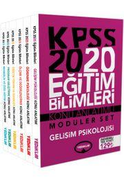 2020 KPSS Eğitim Bilimleri Konu Anlatımlı Modüler Set
