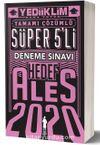 2020 ALES Tamamı Çözümlü Süper 5'li Deneme Sınavı
