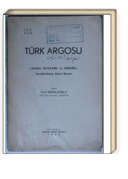 Türk Argosu (Kod:8-E-1)