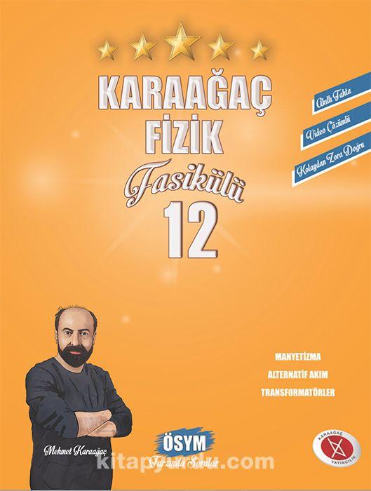 Fizik Fasikülleri 12 - Mehmet Karaağaç pdf epub