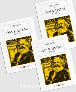 Das Kapital (Almanca) (3 Cilt Takım)