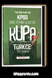 2020 KPSS Türkçe Kupa Test Bankası