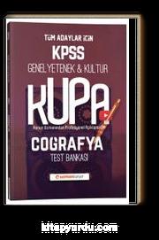 2020 KPSS Coğrafya Kupa Konu Konu Test Bankası