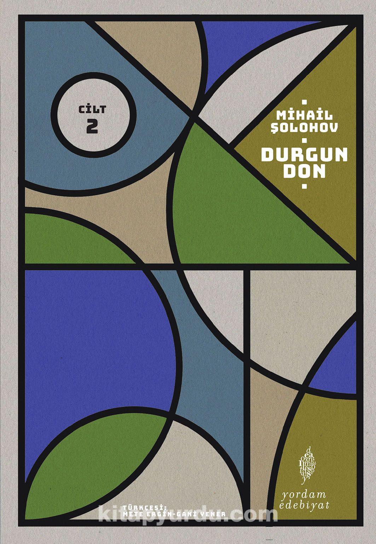 Durgun Don (2. Cilt) - Mihail Şolohov pdf epub