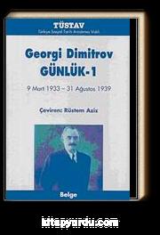 Günlük 1: 9 Mart 1933-31 Ağustos 1939