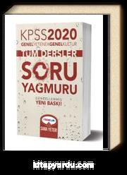 2020 KPSS Genel Kültür Genel Yetenek Tüm Dersler Soru Yağmuru