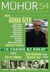 Mühür İki Aylık Şiir ve Edebiyat Dergisi Yıl:9 Sayı:54 Eylül-Ekim 2014