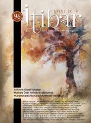 Sayı:96 Eylül 2019 İtibar Edebiyat ve Fikriyat Dergisi
